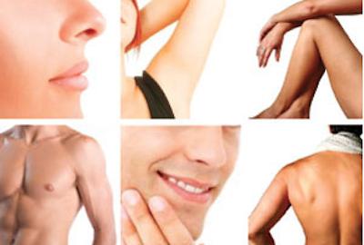 äkta massage mörk hud